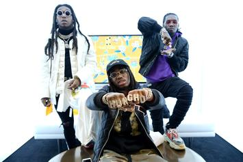 "Migos' ""Culture II"" First Week Sales Projections"