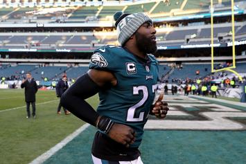 Malcolm Jenkins Gives Super Bowl Tix To Man Who Served 30 Years In Jail