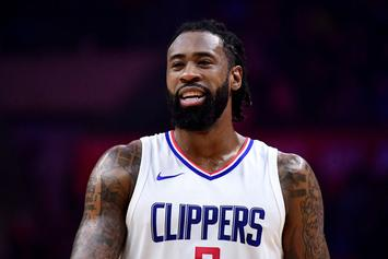 Cleveland Cavs Reportedly Make Offer For DeAndre Jordan