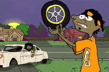"""J.I.D. Gets Animated In Excellent New """"EdEddnEddy"""" Visuals"""