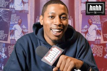 """Cousin Stizz Breaks Down """"Switch Places"""" Bars On """"Between The Lines"""""""