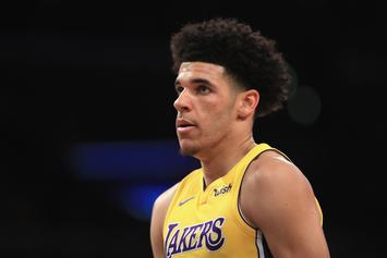 Lonzo Ball's Rap Album Drops Next Week