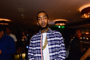 "Nipsey Hussle & Kendrick Lamar's Collaboration ""Dedication"" Drops Tomorrow"