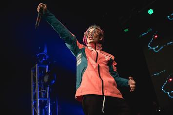 Lil Pump Reportedly Arrested For Firing Gun In His Home