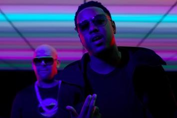 "Jeremih & E-40 Join Mally Mall In New Video For ""Physical"""