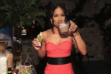 """Karrueche Calls Out Wendy Williams: """"I Tried To Kiss & Make Up With You"""""""