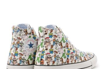 """Toy Story"" & Converse Collaborate On New Sneaker Collection"