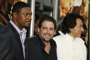 "Chris Tucker Reveals ""Rush Hour 4'"" Is In Development"