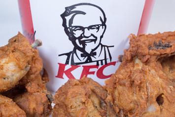"KFC Apologizes For Running Out Of Chicken: ""It's Not Ideal"""