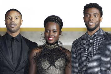 Black Panther's Second Weekend Is Second-Best Ever With $108 Million