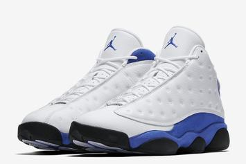 """Hyper Royal"" Air Jordan 13 Makes Its Retail Debut This Week"