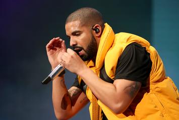 "Drake's ""God's Plan"" Is The Second Song To Hit Over 100M Streams In A Week"