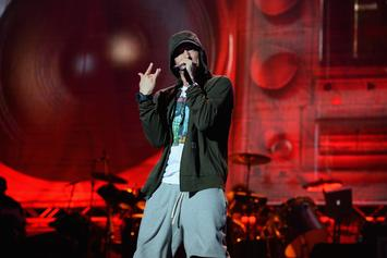 Eminem Is First Rapper To Move Over 100 Million Song Units