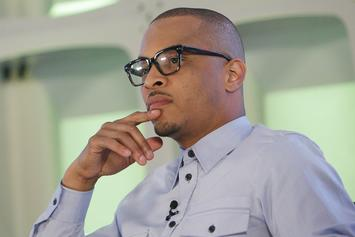 "T.I. Reportedly Set To Star In & Co-Produce Upcoming Musical Drama ""Glow Up"""