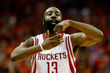James Harden Humiliates Wesley Johnson: #NBATwitter Reacts