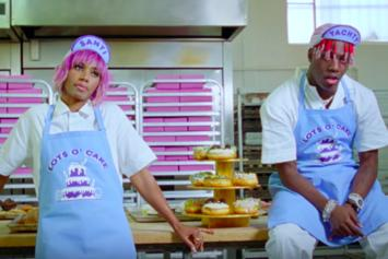 """Lil Yachty & Santigold Prepare Some Pastries In """"Worry No More"""" Video"""