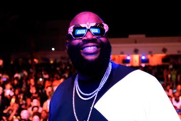 Rick Ross Has Reportedly Been Placed On A Life Support Machine