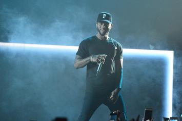 "Bryson Tiller Admits He Was In A ""Dark Place"" After ""Trapsoul"""
