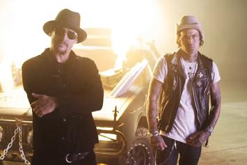 "Yelawolf & Kid Rock Go Mad Max In ""Get Mine"" Video"