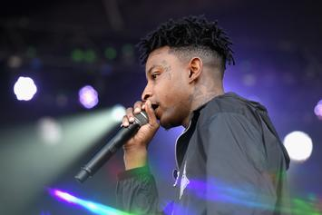 "21 Savage On Drake & Meek Mill: ""Them Both My Homies"""