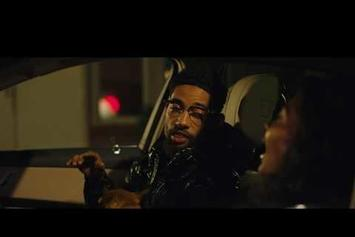 """PnB Rock & Russ Have A Wild Studio Session In """"Issues"""" Video"""