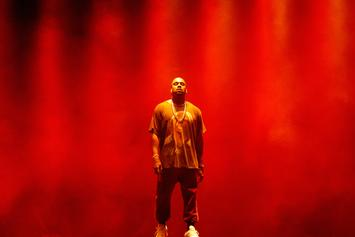 Kanye West Calls Out Unnamed Rappers For Copying His Stage Design