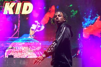 Rich The Kid's Wife Accuses Him Of Domestic Abuse, Shares Photo Evidence