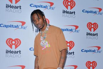 Travis Scott Signs Worldwide Deal With Universal Music Publishing Group