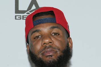 "The Game Reveals ""1992"" Album Artwork"