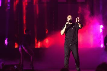 """Drake Shoots """"Child's Play"""" Video In Houston"""