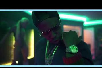 """Curren$y's Got The """"Game On Freeze"""" In New Video"""