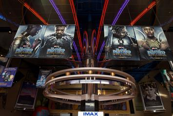 """""""Black Panther"""" Closes Out Fourth Straight Weekend at No. 1"""