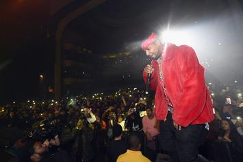 Juelz Santana Arrested For Gun Possession After Airport Fiasco