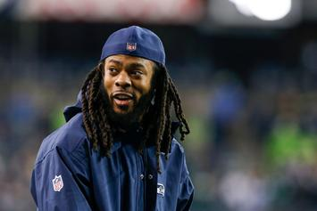 """Richard Sherman Signs With 49ers: """"I'm Vengeful In That Way"""""""