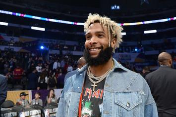 """Odell Beckham Jr. """"Did Not Take Any Drugs"""" Says Woman In Viral Video"""