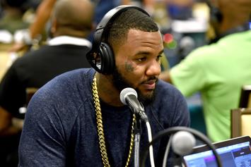The Game Shuts Down Rumors Of 50 Cent Reunion