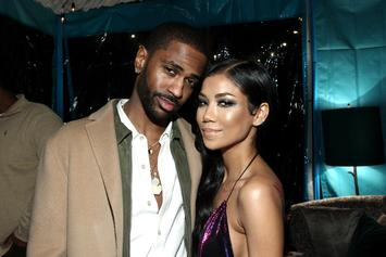 Jhene Aiko Denies Rumors That Her Relationship With Big Sean Is In Trouble
