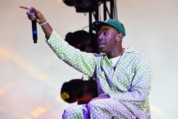"Tyler, The Creator Unveils New ""Adolf Trump"" Golf Wang T-Shirt"