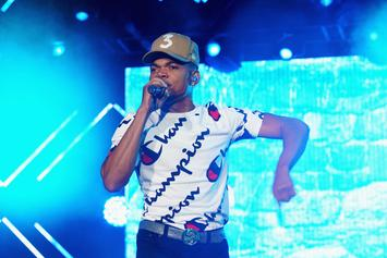 Chance The Rapper To Throw Out First Pitch At Chicago White Sox Home Opener