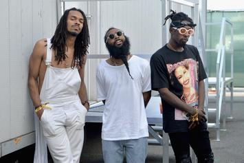 "Flatbush Zombies' ""Vacation In Hell"" Tracklist Features Joey Bada$$ & More"