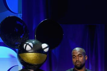 Kanye West Mocks Deadmau5 Relentlessly On Twitter