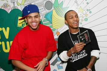 "Chris Brown Responds To Bow Wow's ""Drunk Off Ciroc"" Subliminals"