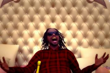 "Lil Jon, Offset & 2 Chainz Go Animated For ""Alive"" Video"