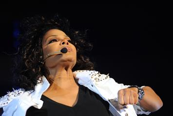 Janet Jackson Undergoing Treatment For Throat Cancer