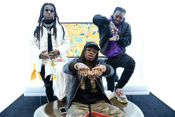 """Migos Thuggin"" Will Arrive On Christmas"