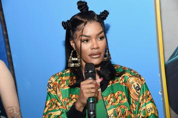 Teyana Taylor Gave Birth In Her Bathroom