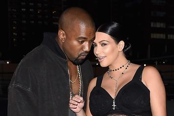 Kim Kardashian & Kanye West Reveal Baby Name