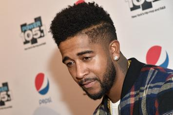 Omarion & Girlfriend Apryl Jones Expecting Their Second Child Together