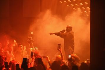 "Watch Footage From Kanye West's ""808s & Heartbreak"" Show Night 2"