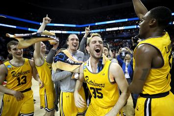 Twitter Erupts After UMBC Makes History & Upsets #1 Seed Virginia